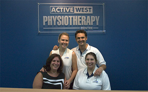active-west-physiotherapy-team